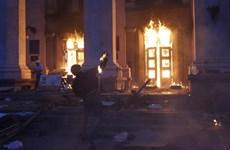 """Nga lên án các """"phần tử cực đoan"""" gây nên thảm kịch Odessa"""