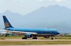 Máy bay Vietnam Airlines gặp sự cố ở sân bay Melbourne