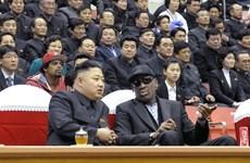 Sao bóng rổ Mỹ khẳng định chú của Kim Jong-Un vẫn sống