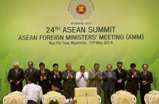 [Video] Ngoại trưởng ASEAN ra Tuyên bố chung về Biển Đông