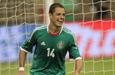 Danh sách tuyển Mexico: Hy vọng dồn vào Javier Hernandez