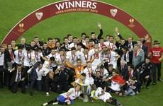 Đánh bại Benfica trên chấm 11m, Sevilla lần thứ 3 lên ngôi