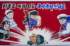 Người dân Triều Tiên căm ghét Mỹ nhưng lại thích uống Coca!