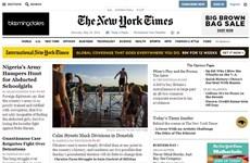 Xu hướng phát triển mới của báo điện tử: Cửa chính… không vào