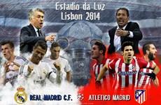 Chung kết Real Madrid-Atletico: Trận derby của hai thế kỷ