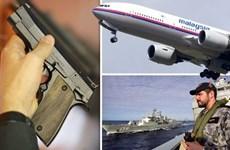 Nhà văn Anh tin rằng đạn lạc khiến máy bay MH370 bị rơi