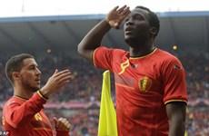 Giao hữu: Bỉ phô trương sức mạnh, Lukaku lập hat-trick