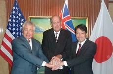 Nhật Bản hối Trung Quốc hành động ngăn ngừa tai nạn trên biển