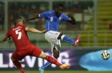 [Video] Pha ném biên tệ nhất trong lịch sử ở trận đấu của Italy
