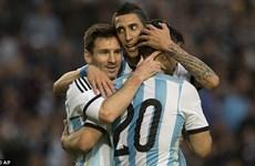"[Video] Angel Di Maria cuối cùng đã ""tìm thấy"" Lionel Messi"