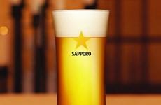 Hãng bia Nhật Sapporo gia nhập thị trường bia tươi Việt Nam