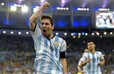 Messi phải chờ tới 623 phút mới ghi được bàn ở World Cup