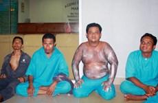 Đắm thuyền ngoài khơi Malaysia, 66 người Indonesia mất tích