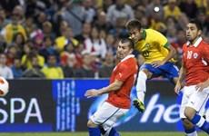 Huấn luyện viên Brazil Scolari không mong muốn gặp Chile