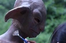 Yêu tinh Gollum ở Trung Quốc chỉ là diễn viên quay quảng cáo