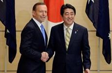 Nhật Bản, Australia chuẩn bị mở rộng quan hệ quốc phòng