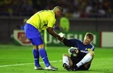 Xem lại cảnh Ronaldo kết liễu Đức trong trận chung kết 2002