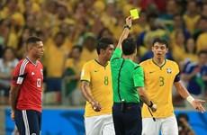 """FIFA y án treo giò với Thiago Silva, """"hung thần"""" của Neymar thoát án"""