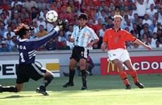 Xem lại tuyệt phẩm của Bergkamp vào lưới Argentina năm 1998