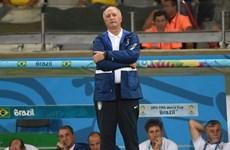 Brazil thua thảm Đức, song HLV Scolari vẫn chưa chịu từ chức