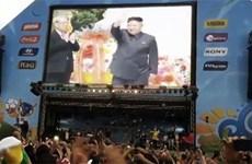 Video Triều Tiên thành công ở World Cup là sản phẩm giả mạo