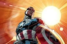 Sau Thor là nữ giới, đến lượt Captain America sẽ đổi màu da đen