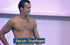 """""""Người vận chuyển"""" Jason Statham từng là VĐV nhảy cầu"""