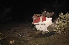 Algeria lần đầu tiên họp báo về vụ tai nạn máy bay AH-5017