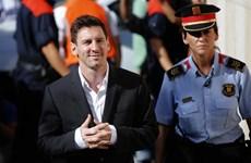 Lionel Messi vẫn tiếp tục bị điều tra với cáo buộc trốn thuế