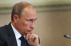Thủ tướng Đức và Tổng thống Nga thảo luận về Ukraine