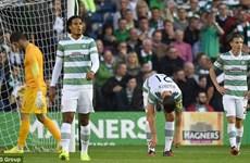 Celtic được đá play-off Champions League dù thua thảm Legia