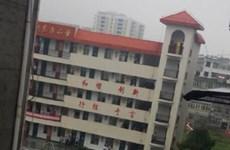 Trung Quốc: Ông bố vào trường đâm chém vì con không được đi học