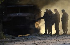 EC xét lại lệnh trừng phạt Nga nếu thỏa thuận ngừng bắn được tuân thủ