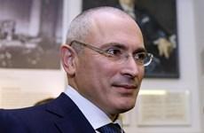Cựu tỷ phú Khodorkovsky tuyên bố sẵn sàng dẫn dắt nước Nga