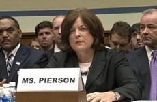 Giám đốc Mật vụ Mỹ từ chức sau các vụ xâm nhập Nhà Trắng