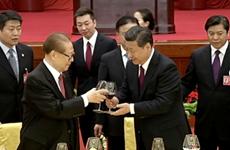 Các thế hệ lãnh đạo Trung Quốc họp mặt ngày quốc khánh