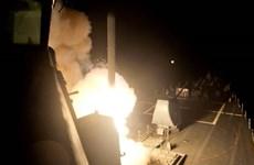 Công ty vũ khí Mỹ vớ bẫm nhờ chiến dịch không kích Iraq, Syria