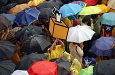 Xứ Catalonia quyết thực thi kế hoạch trưng cầu dân ý độc lập