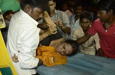 32 người thiệt mạng do giẫm đạp tại lễ hội tôn giáo ở Ấn Độ