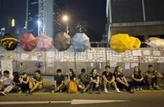 Trung Quốc phản đối Anonymous ủng hộ biểu tình ở Hong Kong