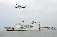 Hàn Quốc bắt 3 thuyền viên tàu cá Trung Quốc tấn công cảnh sát biển
