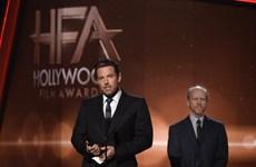 """""""Gone Girl"""" gặt hái giải đầu tiên trên hành trình đến Oscar"""