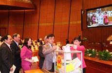 Toàn cảnh sự kiện Quốc hội lấy phiếu tín nhiệm với 50 chức danh