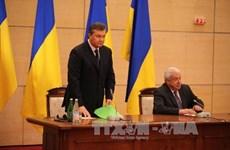 Nga không cho phép dẫn độ cựu Tổng thống Ukraine Yanukovych