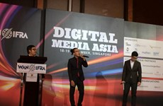 VietnamPlus mang RapNews tới Hội nghị Truyền thông Kỹ thuật số châu Á