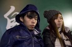 Thủ lĩnh sinh viên Hong Kong Joshua Wong ngừng tuyệt thực