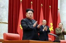 Ông Kim Jong-Un gây sốt trên mạng xã hội cùng kiểu tóc mới