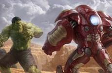 """Trích đoạn Iron Man đại chiến Hulk trong """"Avengers: Age of Ultron"""""""