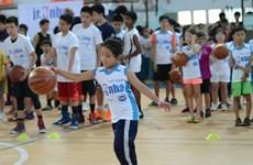 Huyền thoại NBA sẽ tham gia tuyển chọn tài năng bóng rổ Việt