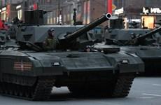 """Điểm mặt những vũ khí """"khủng"""" của Nga sẽ diễu qua Quảng trường Đỏ"""